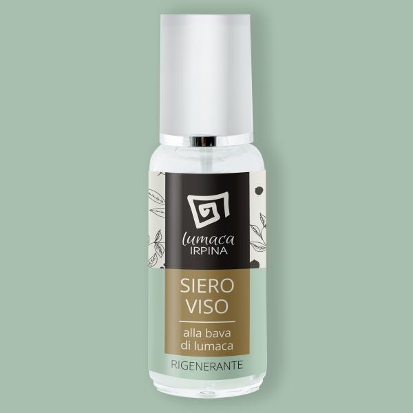 packaging bava di lumaca rigenerante crema viso